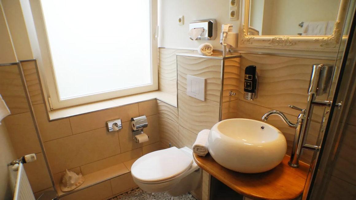 Stadtparkhotel Alexandra kleines Doppelzimmer 3