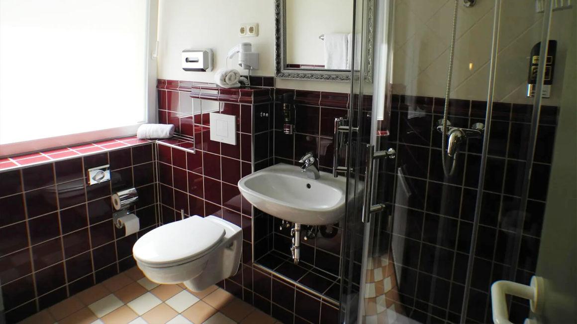 Stadtparkhotel Alexandra kleines Doppelzimmer